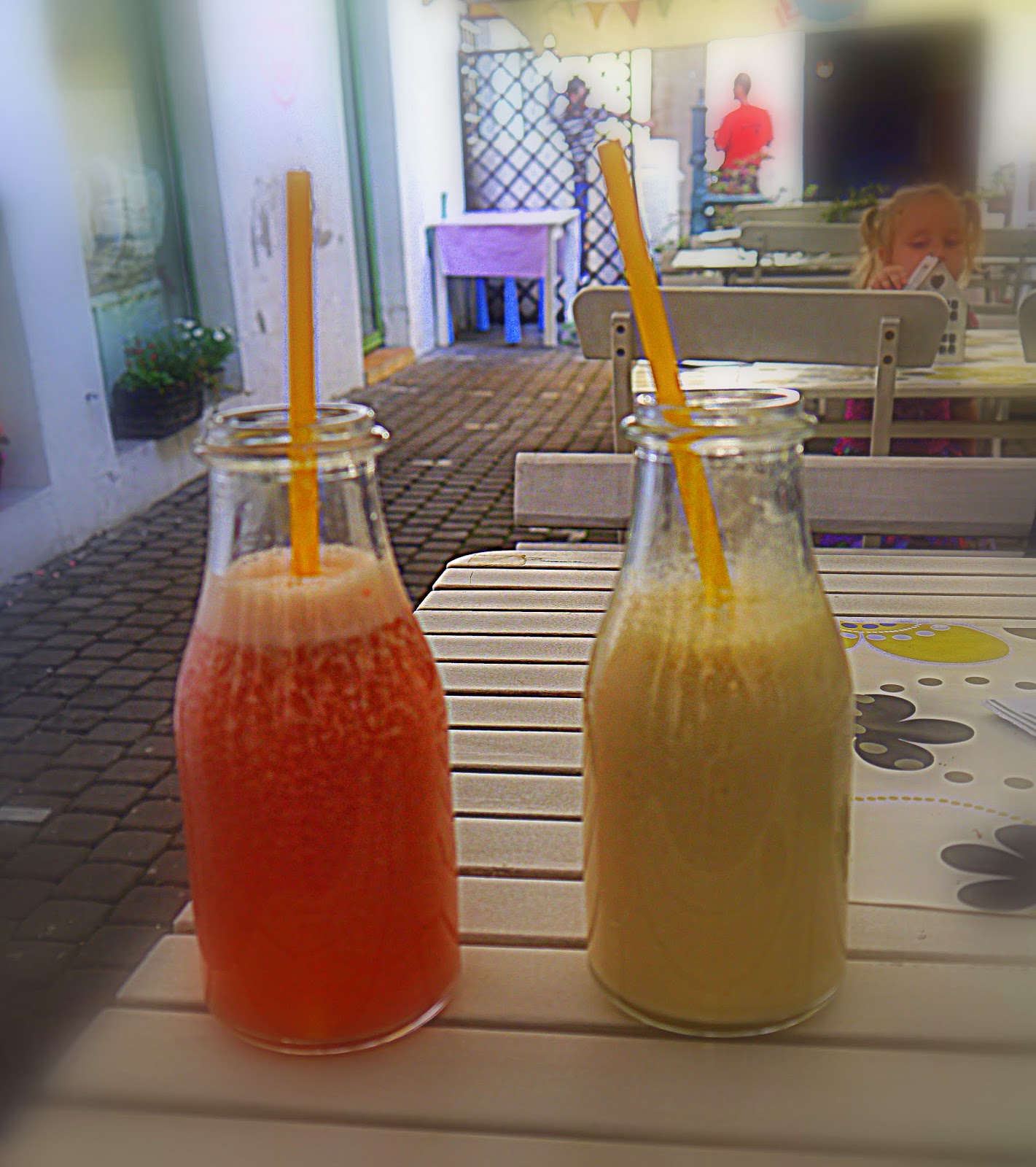 Mamy Cafe, Milkshake, Smoothie