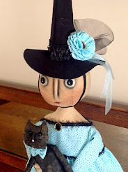 Little Witch Pattern by Veena's Mercantile