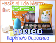 Sorteo en Daphne's Cupcakes