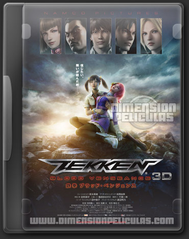 Tekken: Blood Vengeance (BRRip Ingles Subtitulado) (2011)