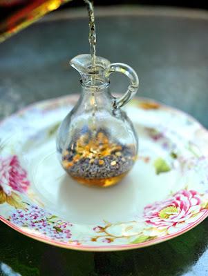 Vinagre de lavanda y limón en Recicla Inventa