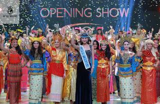 Miss World 2013 Promosi Pariwisata Indonesia