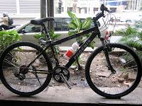 Sepeda Gunung Phoenix 26-169 Top Gun 21 Speed Shimano 26 Inci