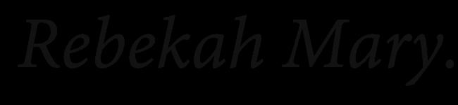 rebekahmaryx