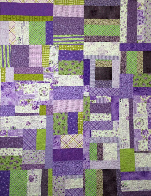Eva Bransford's New Mommy Quilt