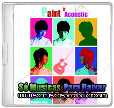 paint CD Sungha Jung – Paint It Acoustic (2013)
