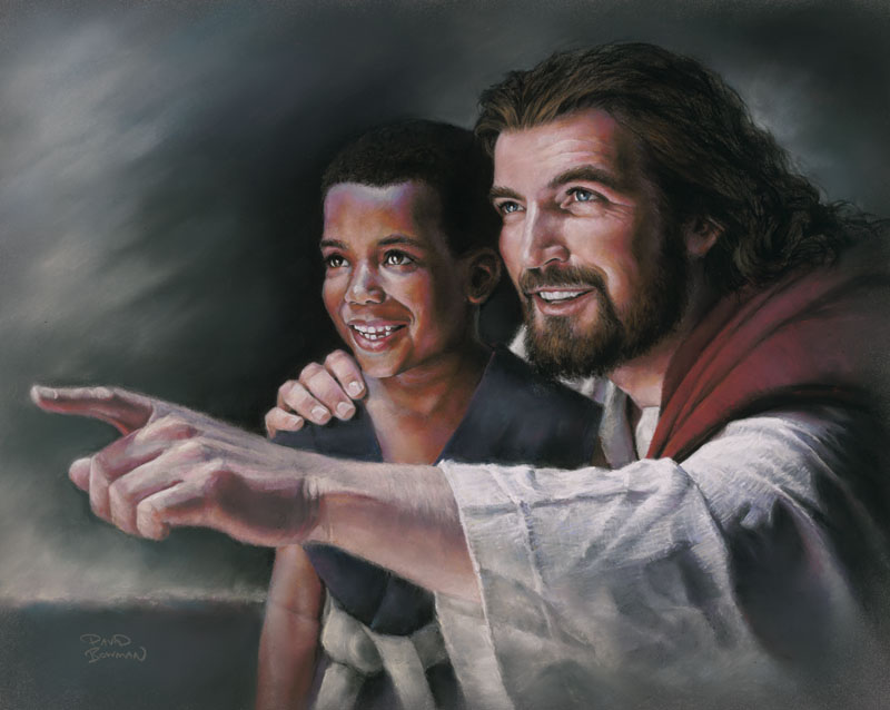 David Bowman Author Illustrator Quot Expressions Of Christ