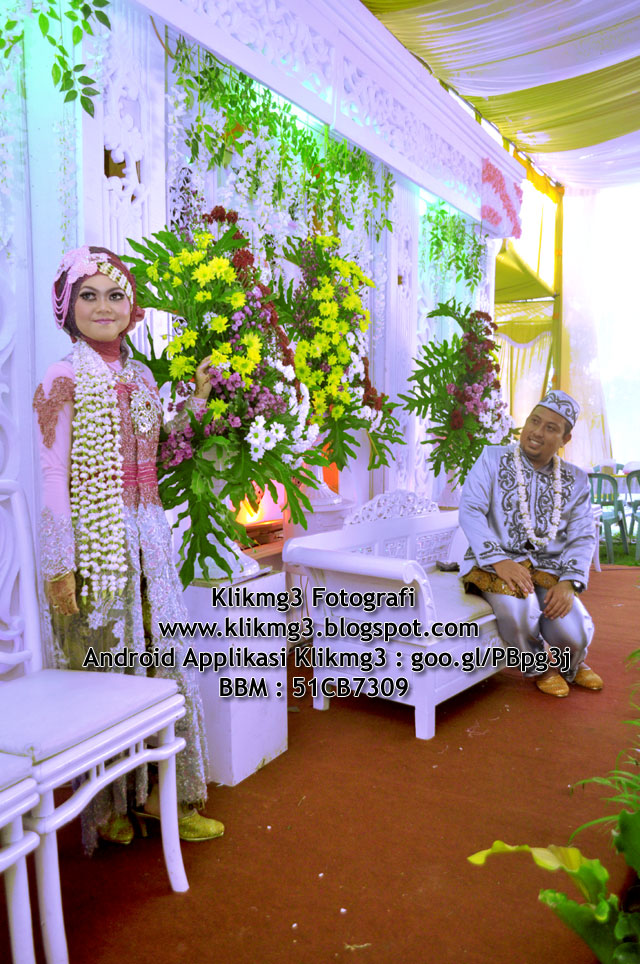 Wedding : Alien & Budi || Fotografer : Klikmg3 ( Fotografer Purwokerto )