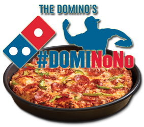 ... FREE-- Domino's Medium Two-Topping Handmade Pan Pizza (First 20,000