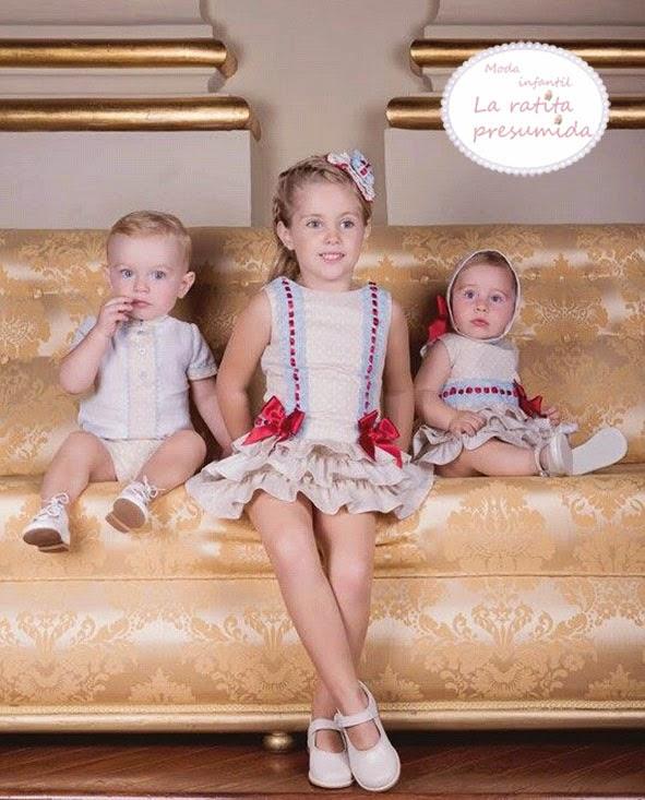 Moda infantil para bebes y niños dolce petit