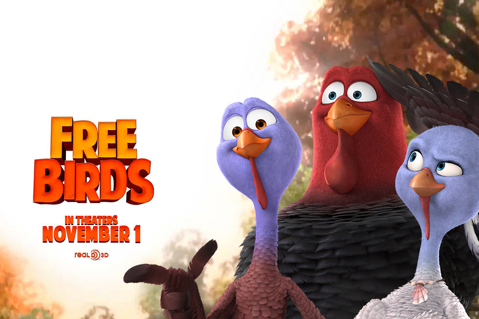 Free+Movie+Trailers official movie trailer of Free Birds, the upcoming ...