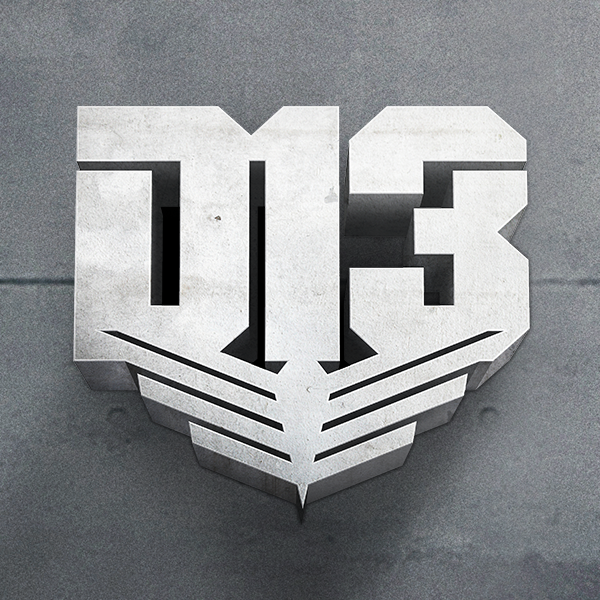 The Hunger Games Mockingjay District 13 Logo