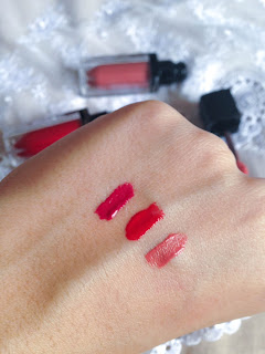 Maybelline Velvet Matte Liquid Lip Colour - MAT6, 7, 12