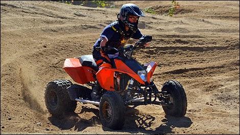 KTM 450 XC and 525 XC ATV Price