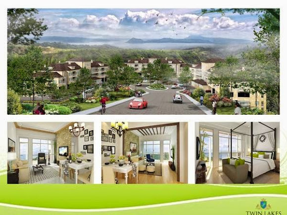 The Vineyard Residences at Twin Lakes MetroTagaytay