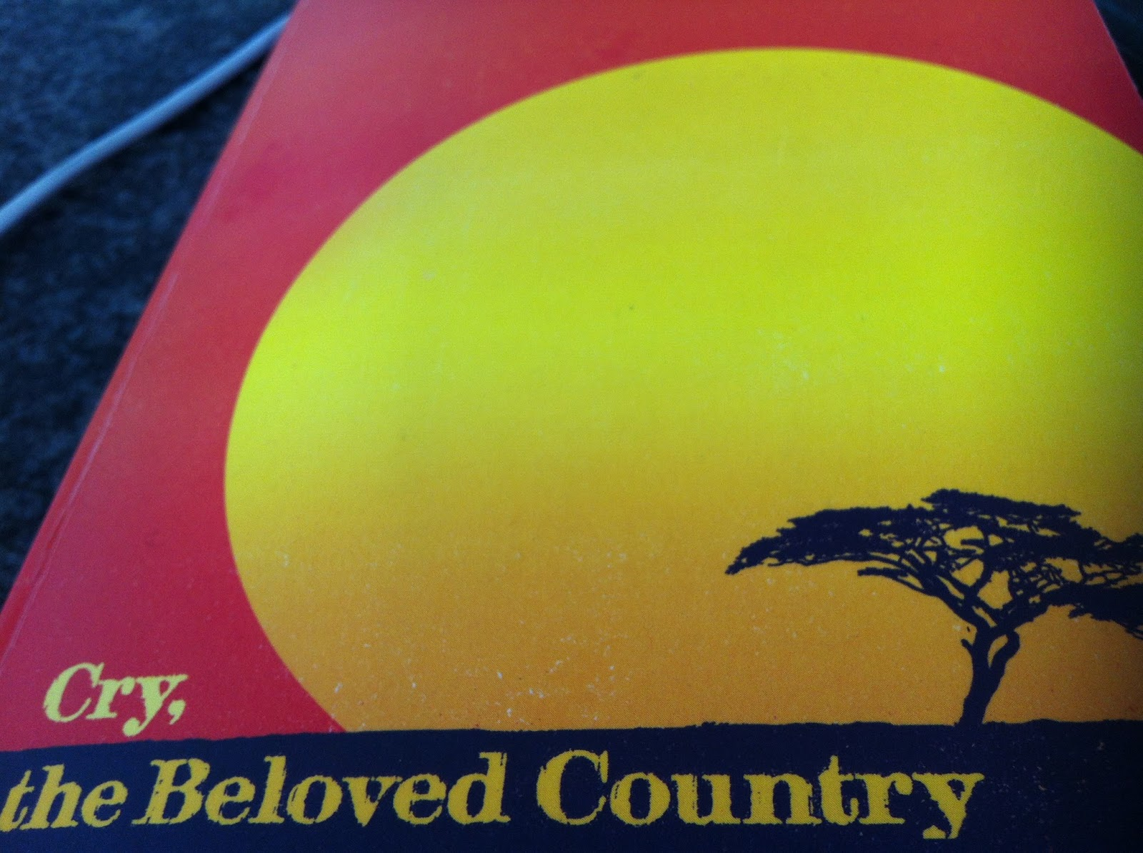 cry the beloved students In this cry, the beloved country comprehension check activity, students respond to 4 short answer questions covering chapters 13-14 of cry, the beloved country by alan paton in order to help them better understand the novel.