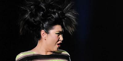 Gaya Rambut Aneh Penyanyi Indonesia