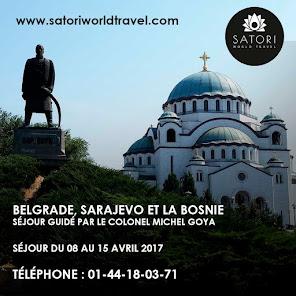 Un voyage exceptionnel en Bosnie