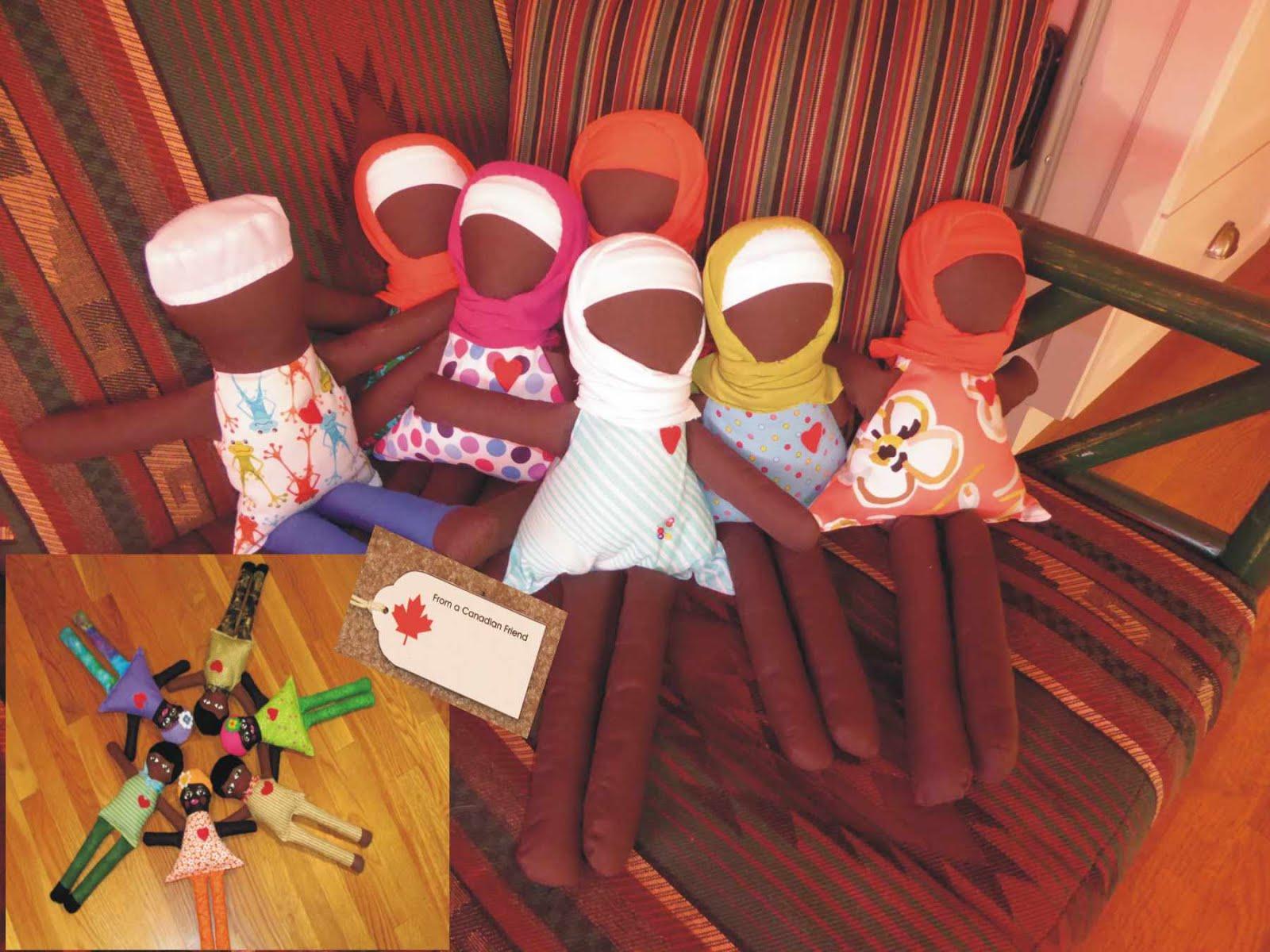 Dollies for Tanzania