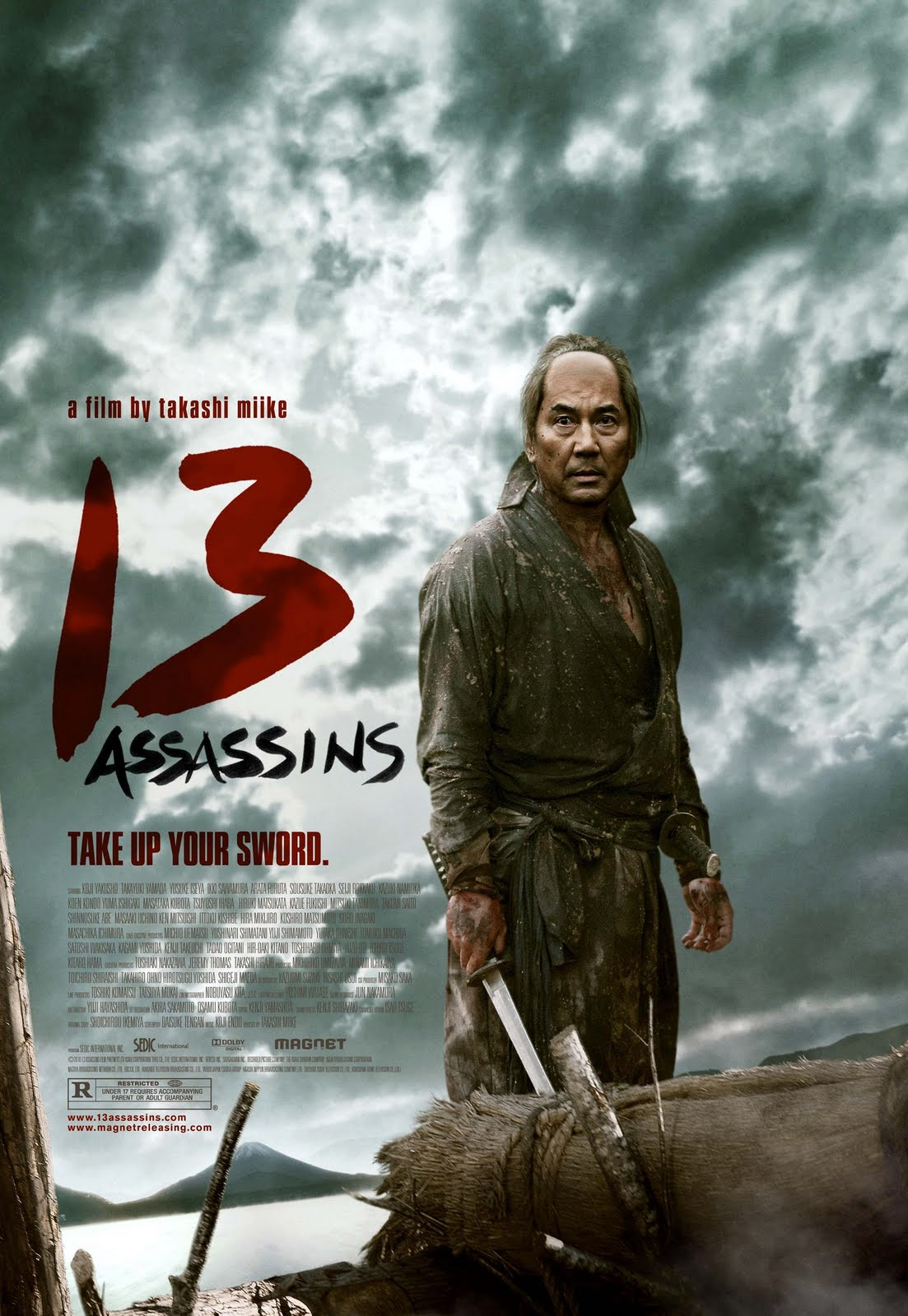 Jûsan-nin no shikaku / 13 Assassins / 13 Убийци (2010)