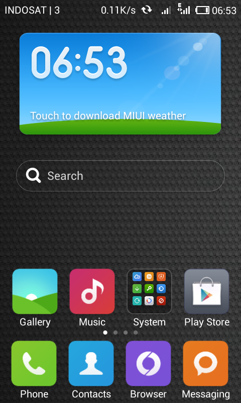 Custom rom miu terbaru,Port Miui v6 include langsung beserta  Playstore,Miui v6 rom mtk chipset mt 6572,downlod rom miui