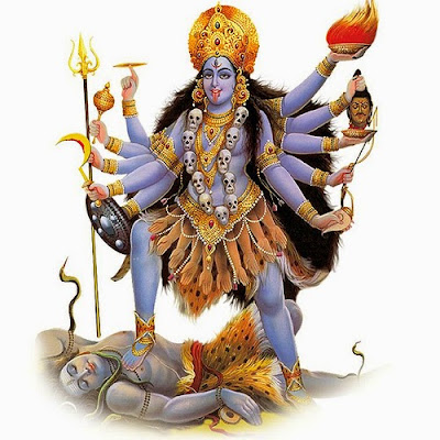Mythological story of Lord Shiva and Goddess Sati