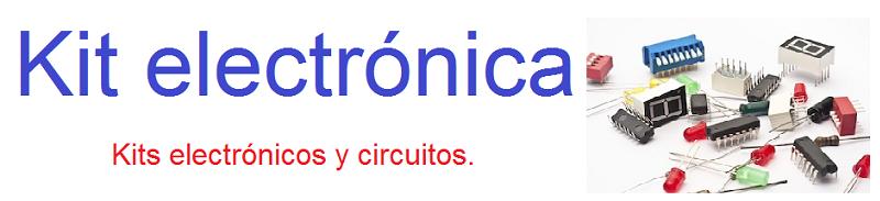 Kits de electrónica y circuitos.