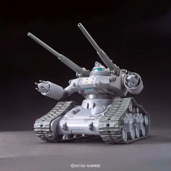 bandai model kit guntank