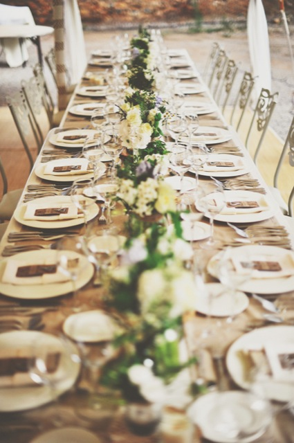una boda griega en love, lovechic & deco