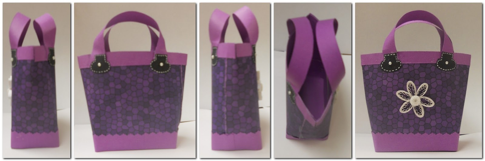 Staceysmile Creations: 2 Birthday Purses with matching card ...