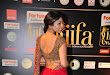 Shriya Sizzling in saree at IIFA Utsavam