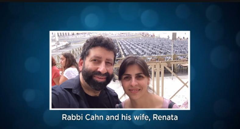 Love For His People Rabbi Jonathan Cahn On The Jim Bakker