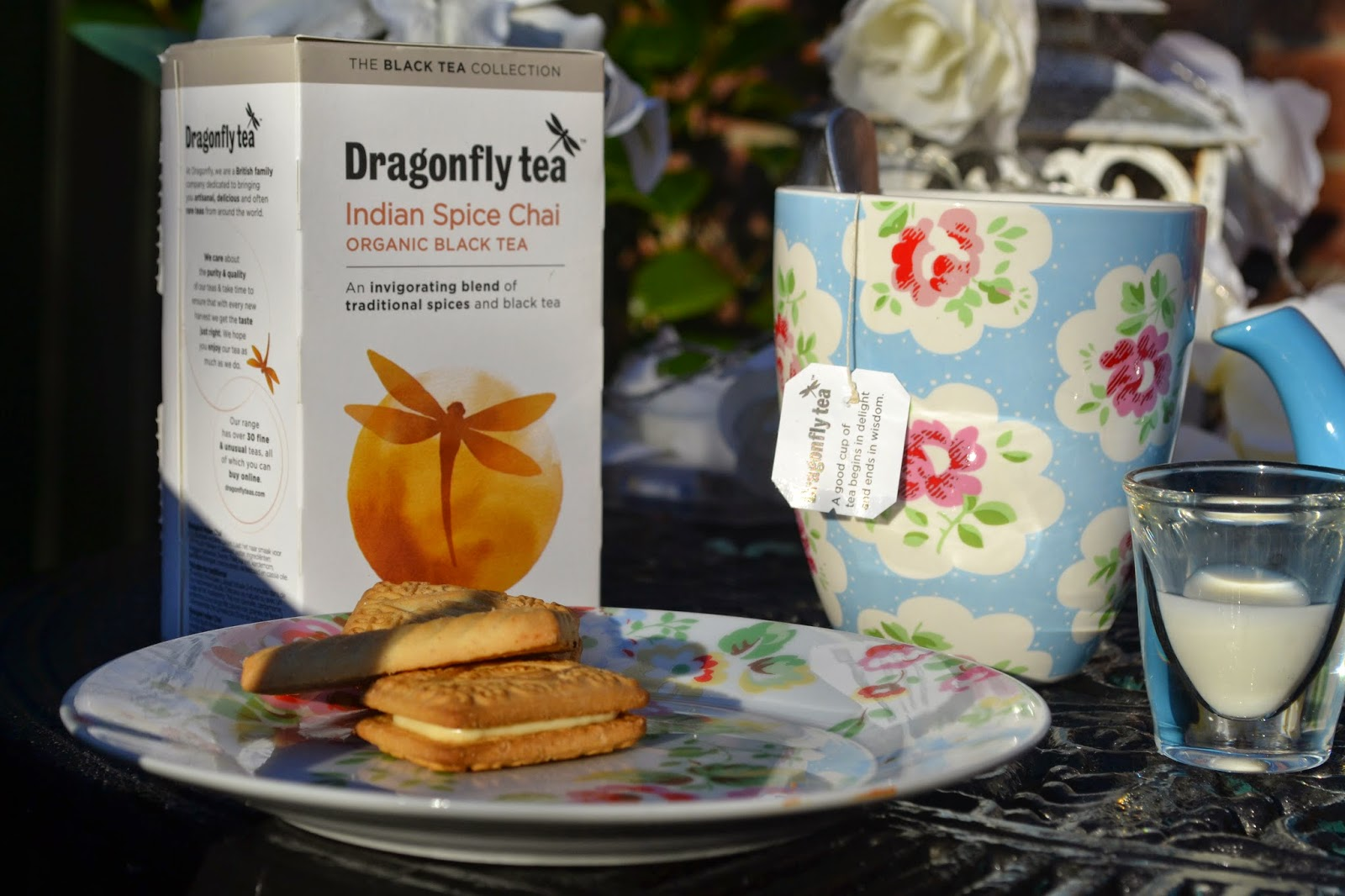 Dragonfly Tea Review