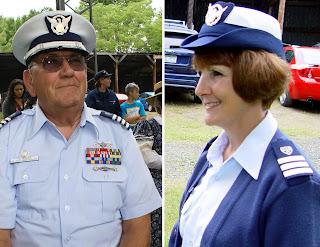John Steinbarge and Helen Cummings