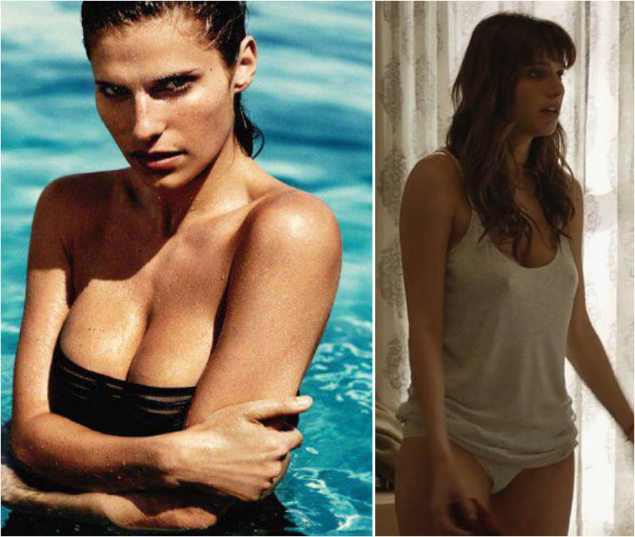 Lake bell naked gif opinion