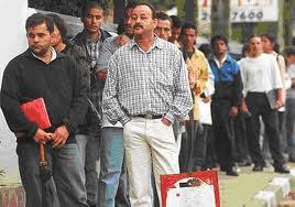 Desempregados no mundo