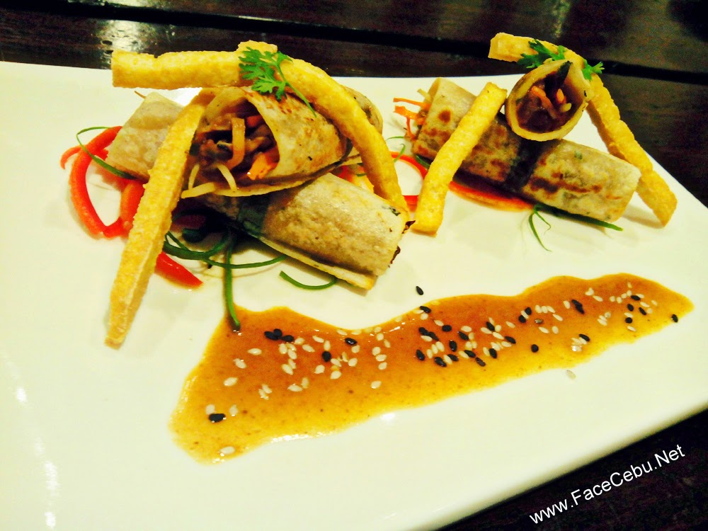 Circa 1900 restaurant intimate dining with a twist of for 1900 asian cuisine
