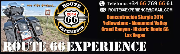 Route 66 Experience/Sturgis Rally 2014