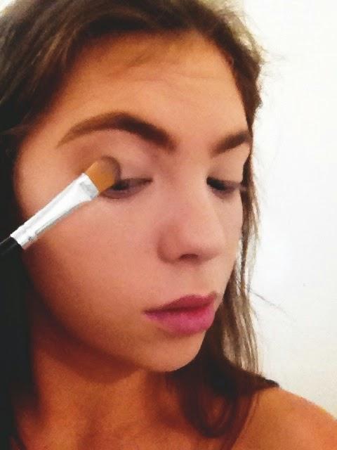 Beauty halloween makeup: Vampire tutorial | Katie Maree Beauty