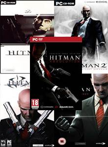 Download Hitman Ultimate Collection PC Torrent