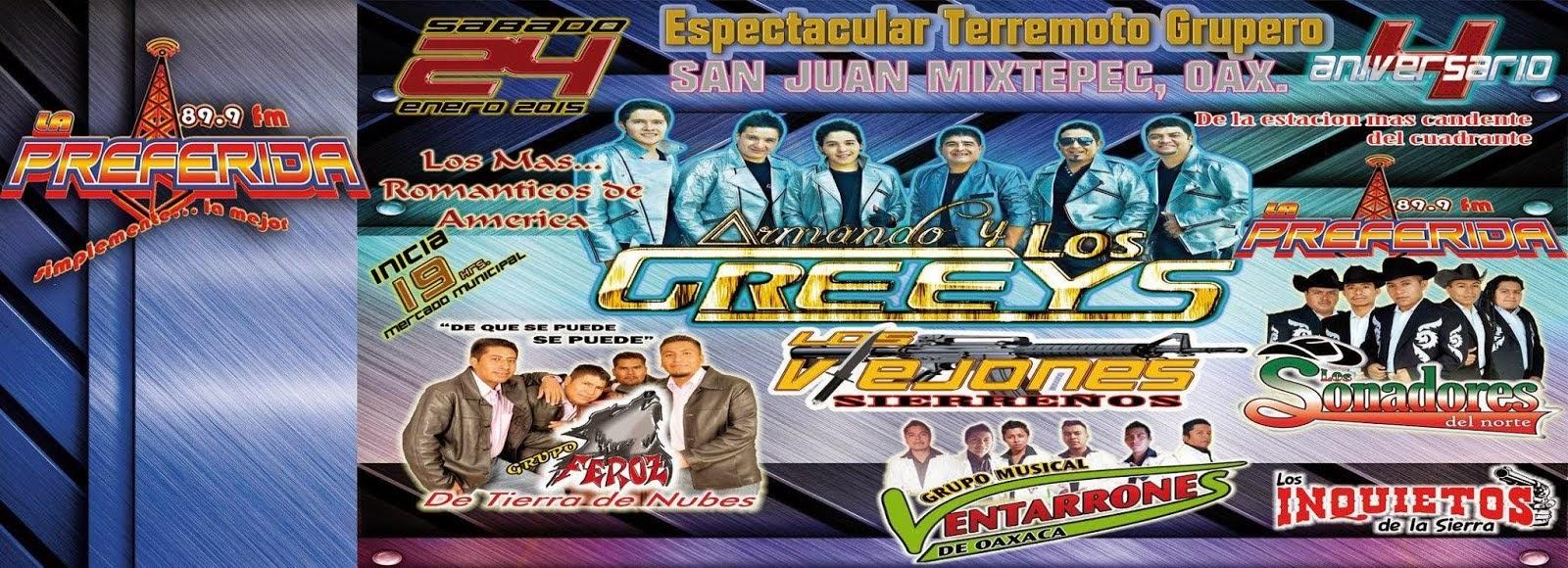 La Radio De San Juan Mixtepec 89.9