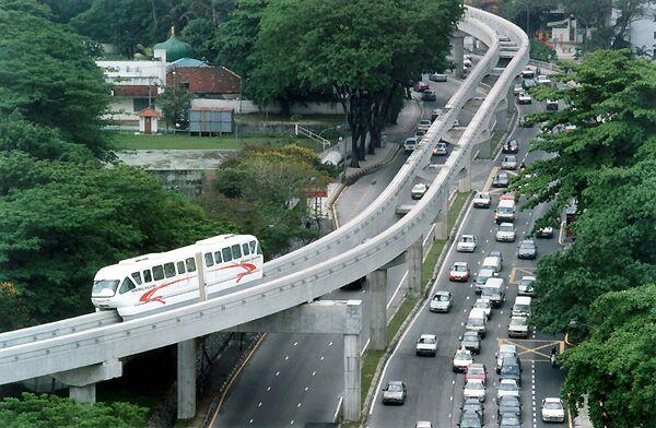 Kalla Rencana Beli Mayoritas Saham Jakarta Monorel