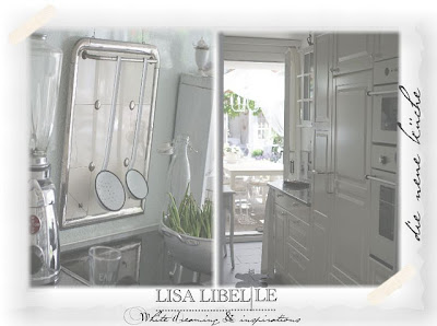 Shabby chic con amore casa shabby chic shabby chic on friday lisa libelle - Tijdschrift chic huis ...