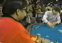 Johnny Chan vs. Phil Hellmuth, 1989 WSOP Main Event final table