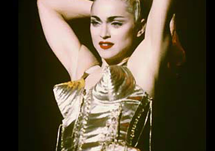 Madonna breast cancer