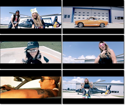 Bibanu MixXL & Delia - La fel (2013) HD 1080p Music Video Free Download