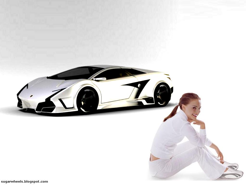 Sugar Wheels Lamborghini