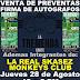 Firma de Autógrafos de LA TREMENDA KORTE en Bachilleres 6 Jueves 28 de Agosto 2014
