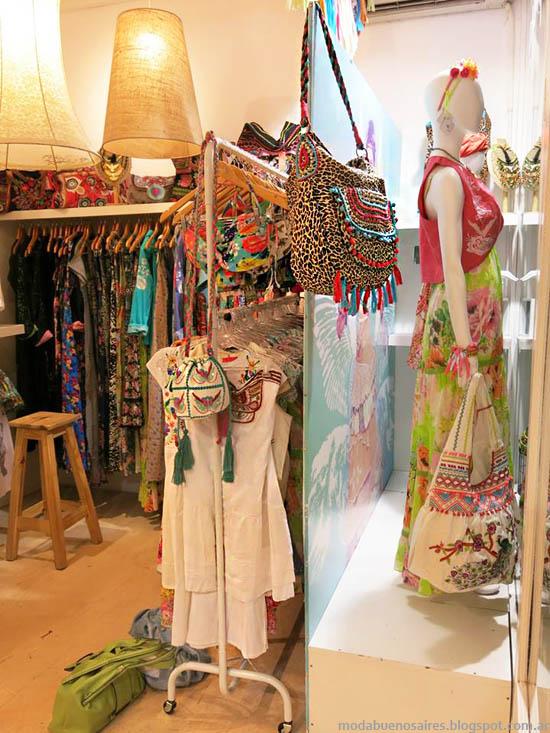 Sophya ropa de mujer 2014 moda playa verano 2014.