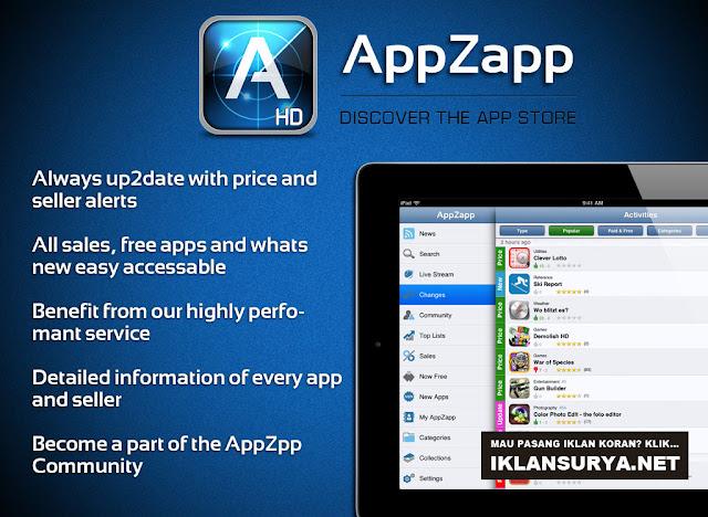 apa itu appzapp